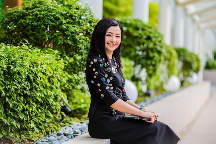 Joy Koh - Image Consultant & Etiquette Trainer