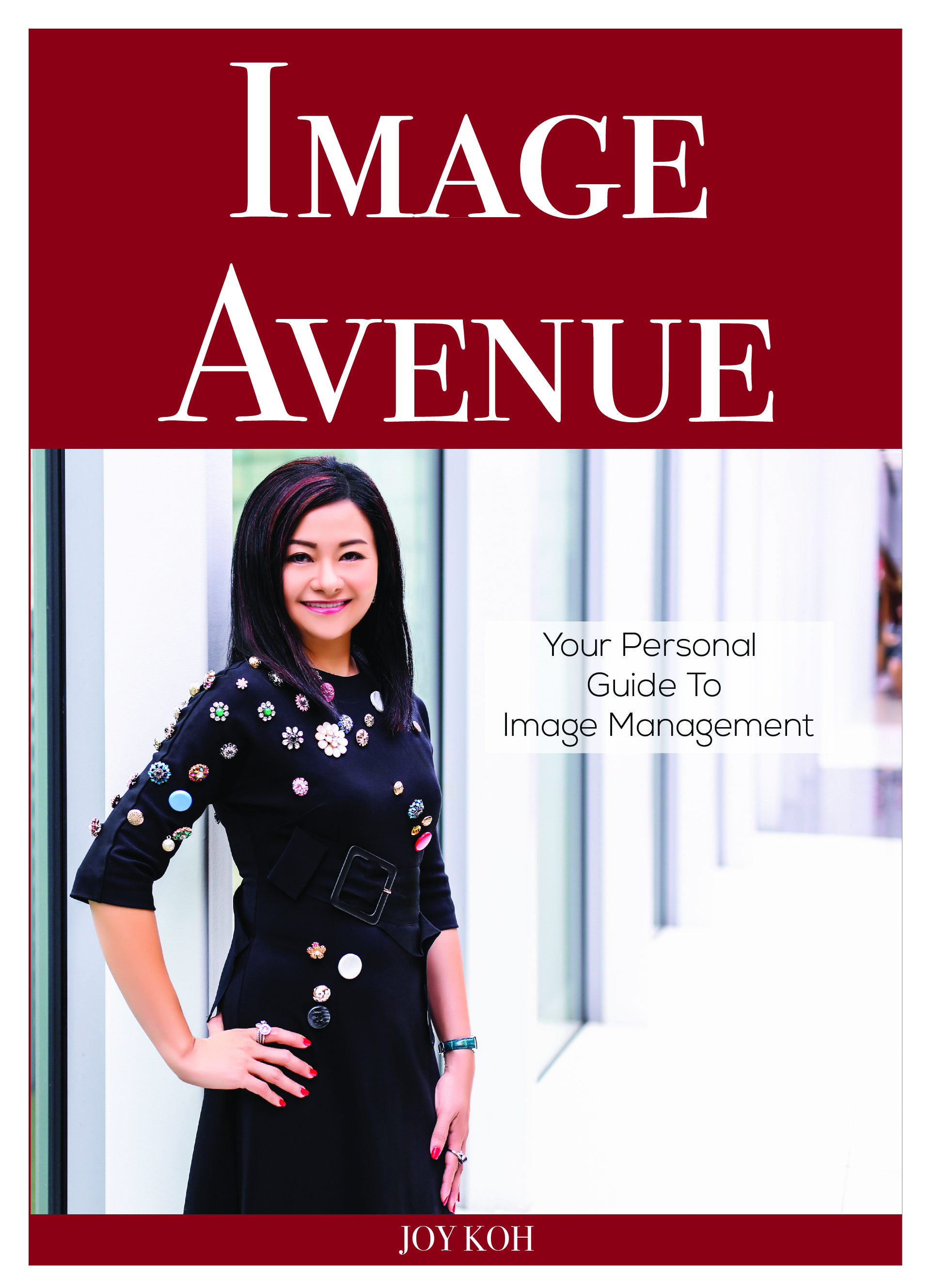 Personal Guide to Image Management by Joy Koh - Cover